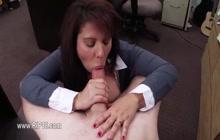 Horny Office Slut Wants A Good Fuck