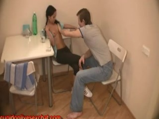 Anal Sex With Skinny Russian Teen