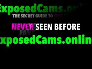 Live Cam Webcam Blonde Girl HD