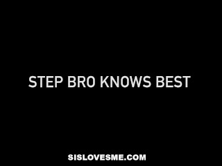 SisLovesMe – I Came Inside My Stepsis
