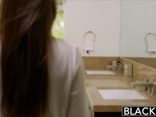 BLACKED First Interracial For Abigail Mac
