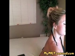 1fuckdatecom My Milf Exposed Busty Wife On R