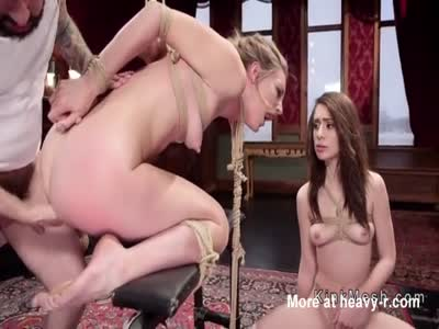 BDSM Training For Teen