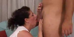 Mature Hairy BBW House Wife Get Fucked