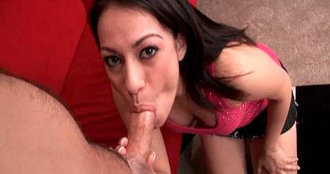 Latina Blowjob