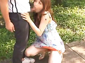 Country Girl Akiho Yoshizawa Comes Across Guy With Big Dick