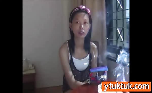 Skinny Small Tits Asian Amateur Blowjob Interracial