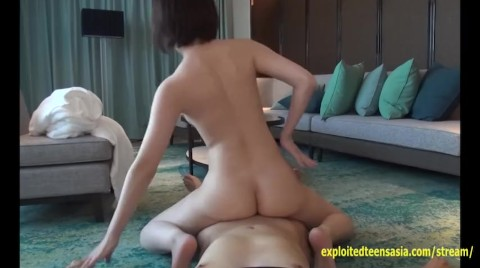 Jav Amateur Rika Big Flabby Butt Thunders Up And Down Rippling Massively Un