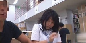 Asian Shy Schoolgirl Gets Pussy Wet In Her Panties