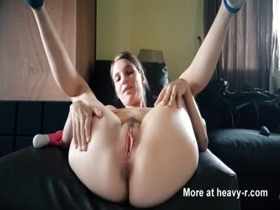Amazing Shit Blow Out During Orgasm