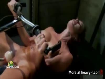 Orgasm Bike Ride