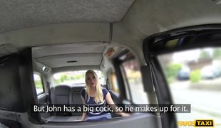 Victoria Summers Tries Anal Sex On The Backseat Of Fake Taxi