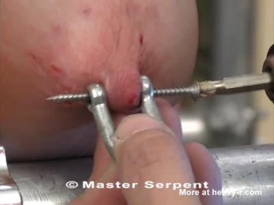 Extreme Tits Torture
