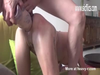 Double Anal Fisting