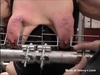 Bizarre Tits Torture