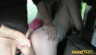 Crazy Threesome Fuck With Tina And Stella In Fake Taxi