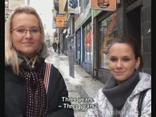 Brunette Czech Alena Giving A Soft Sensual Blowjob