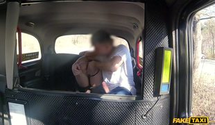 Petite Amateur Slut Hardcore Fucked In Fake Taxi Cab