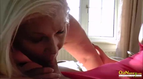 OldNannY Lacey Starr And Horny Tranny Action