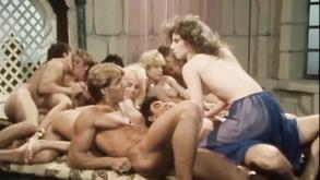 Vintage Group Sex Orgy2