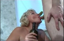 Mature Russian Whore Gets Fucked