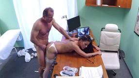Lustful Nurse Is Demonstrating Her Fuck Skills