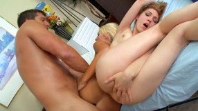 Strong Patient Is Fucking Two Blondes With Passion
