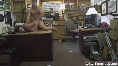 Public Agent Russian Blonde Customer's Wife Wants The D!
