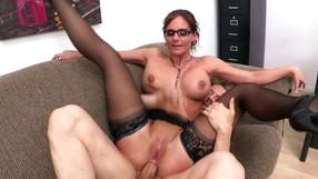Wild Principal Is Having Threesome With Two Teachers