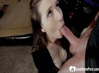 Busty Step Sister Wanted My Hard Dick