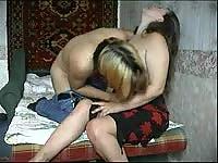 Russian Boy Secretly Taped An Older Lady