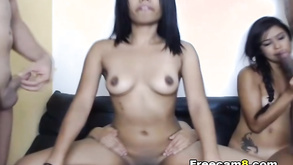 Sex Babes In A Hot Group Sex