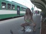 Pissing In Public