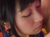 Perfect Asian Hardcore Along One Stunning Wife In Heats