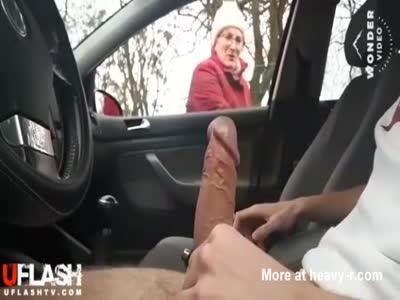 Granny Got A Tissue?