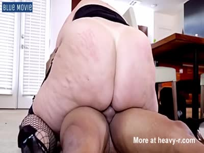 Fat Lady Riding Cock
