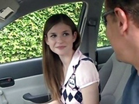 Naive Schoolgirl Will Pay The Price For Taking A Ride From Stranger