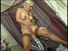Amazing Russian Mature Tatiana Orlova Fucking A Young Man