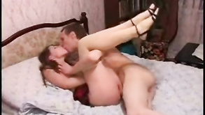 Russian Teen Couple