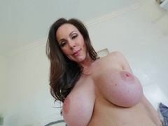 Panty Fetish And POV Fucking With The One Kendra Lust