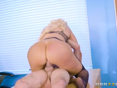 Young Man Penetrates Teacher Nicolette Shea Instead Of Lessons