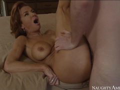 Non-stop Jamming Pleasures For Busty Milf Veronica Avluv