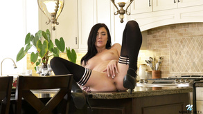 Black Stockings Girl