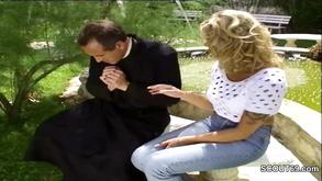 Lovemaking Outdoor In German Porn