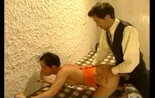 Retro Hooker Fucked By A Police Inspector