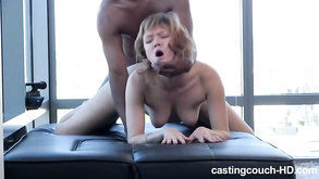 My Mother In Law Goes Black And Takes Thick Ebony Cock In Mouth
