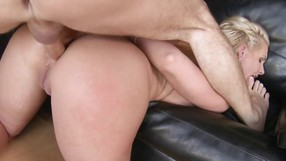 Awesome Thick Babe Gets A Deep Assfucking