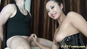 Asian Blows And Banged Guy