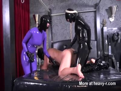 Ass Fucking For German Slave