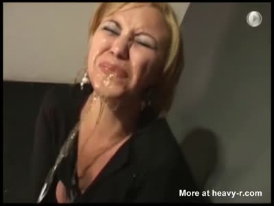 Mom Cries As She Gets Beaten